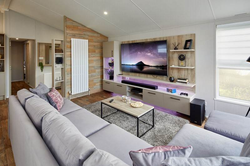 Willerby Mapleton Holiday Lodge Lounge