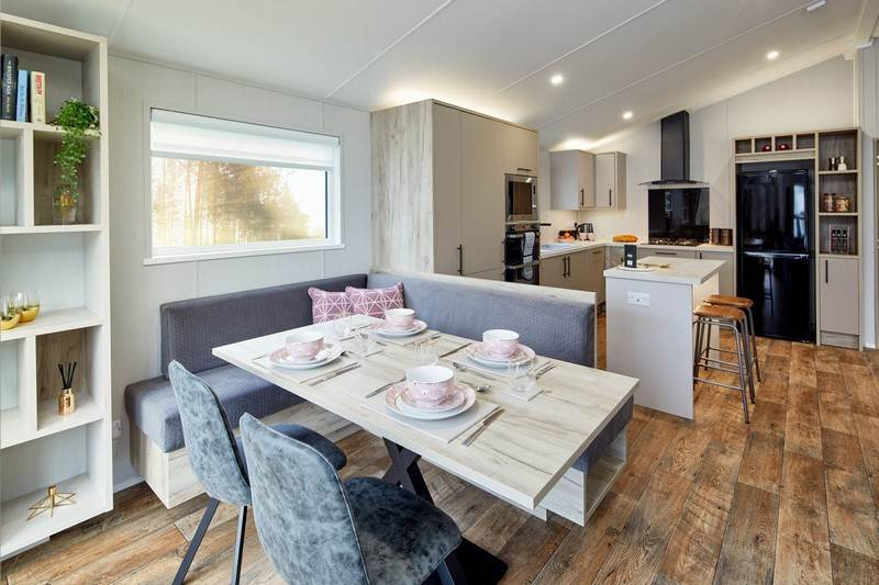 Willerby Mapleton Holiday Lodge Diner